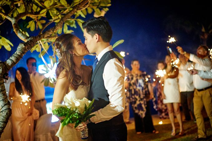 A relaxed wedding of Jose and Golda in Punta Fuego by Jiggie Alejandrino Wedding Photographs - 010
