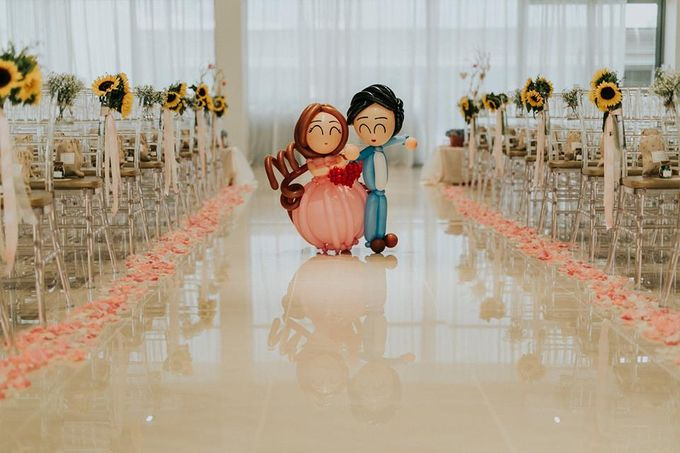 Wedding of Li Xing & Germaine Soo Yee - jukeboXSymphony by The Chapel @ Imaginarium - 012