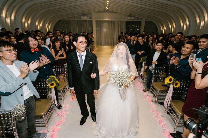 Wedding of Li Xing & Germaine Soo Yee - jukeboXSymphony by The Chapel @ Imaginarium - 016