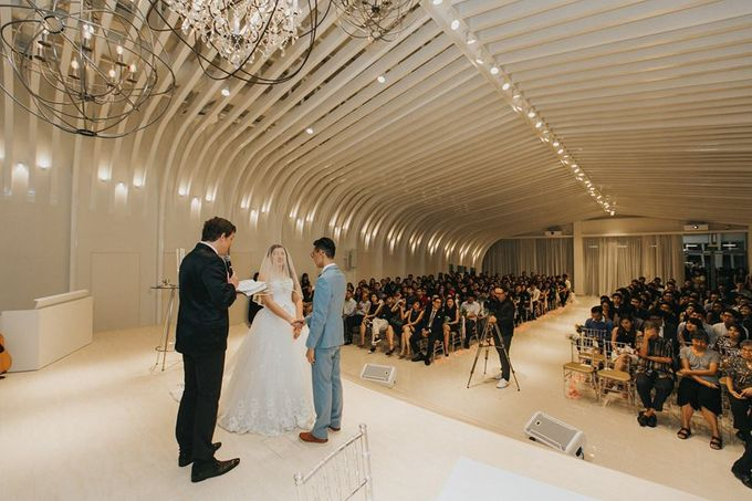 Wedding of Li Xing & Germaine Soo Yee - jukeboXSymphony by The Chapel @ Imaginarium - 017
