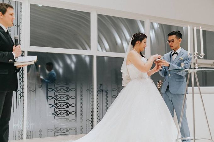 Wedding of Li Xing & Germaine Soo Yee - jukeboXSymphony by The Chapel @ Imaginarium - 018