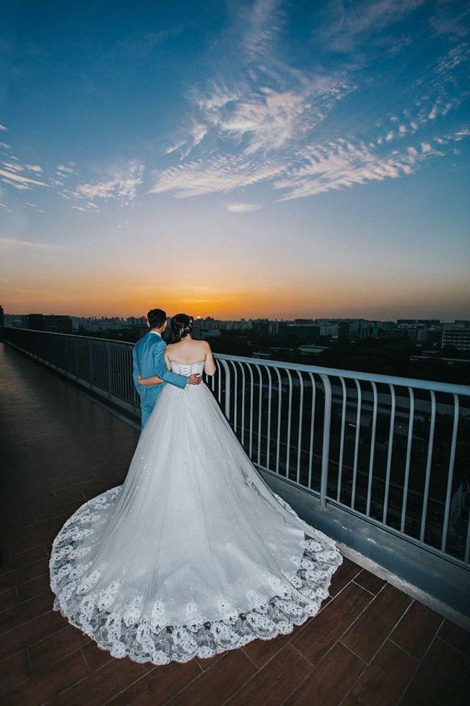 Wedding of Li Xing & Germaine Soo Yee - jukeboXSymphony by The Chapel @ Imaginarium - 020