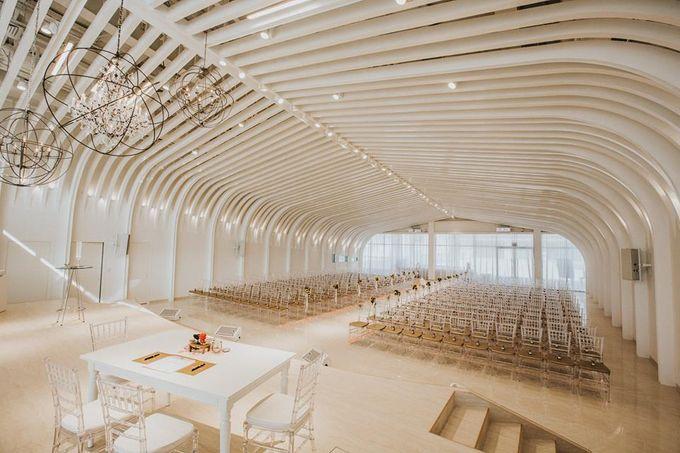 Wedding of Li Xing & Germaine Soo Yee - jukeboXSymphony by The Chapel @ Imaginarium - 003