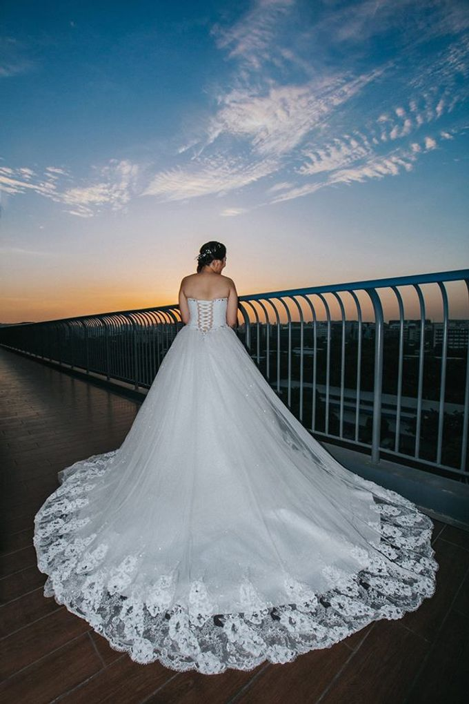 Wedding of Li Xing & Germaine Soo Yee - jukeboXSymphony by The Chapel @ Imaginarium - 028
