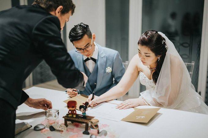 Wedding of Li Xing & Germaine Soo Yee - jukeboXSymphony by The Chapel @ Imaginarium - 029