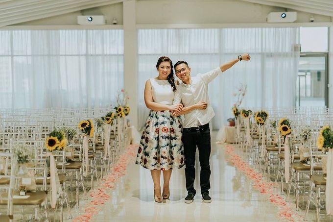 Wedding of Li Xing & Germaine Soo Yee - jukeboXSymphony by The Chapel @ Imaginarium - 030