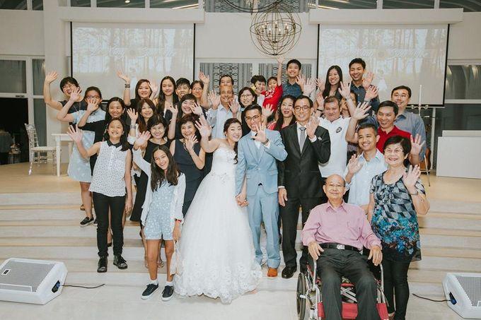 Wedding of Li Xing & Germaine Soo Yee - jukeboXSymphony by The Chapel @ Imaginarium - 031