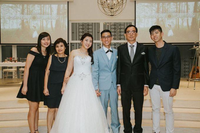Wedding of Li Xing & Germaine Soo Yee - jukeboXSymphony by The Chapel @ Imaginarium - 032