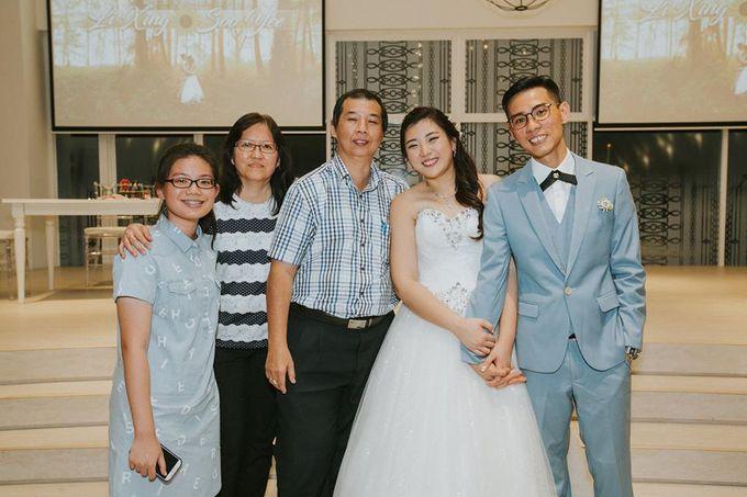 Wedding of Li Xing & Germaine Soo Yee - jukeboXSymphony by The Chapel @ Imaginarium - 033