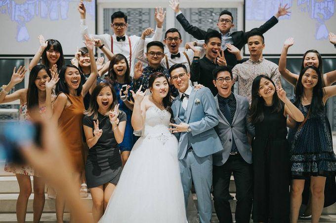 Wedding of Li Xing & Germaine Soo Yee - jukeboXSymphony by The Chapel @ Imaginarium - 034