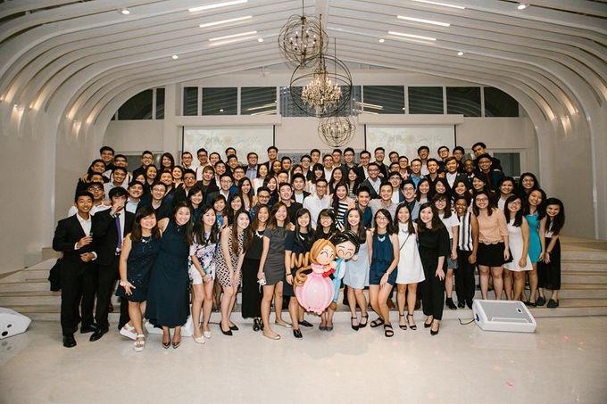 Wedding of Li Xing & Germaine Soo Yee - jukeboXSymphony by The Chapel @ Imaginarium - 035
