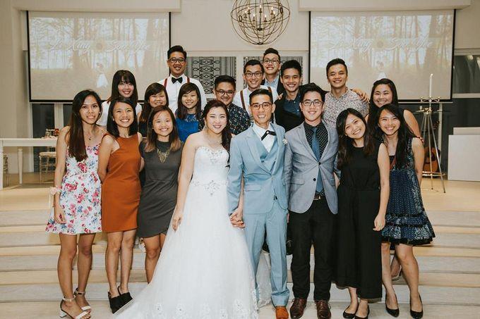 Wedding of Li Xing & Germaine Soo Yee - jukeboXSymphony by The Chapel @ Imaginarium - 037