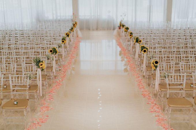 Wedding of Li Xing & Germaine Soo Yee - jukeboXSymphony by The Chapel @ Imaginarium - 006