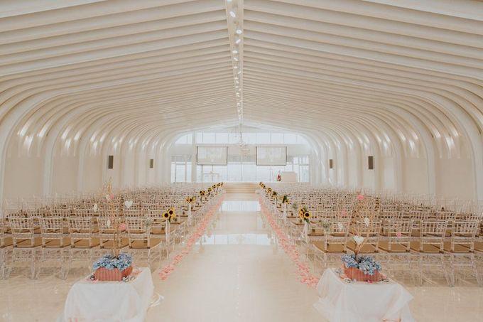Wedding of Li Xing & Germaine Soo Yee - jukeboXSymphony by The Chapel @ Imaginarium - 007