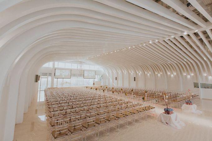 Wedding of Li Xing & Germaine Soo Yee - jukeboXSymphony by The Chapel @ Imaginarium - 008