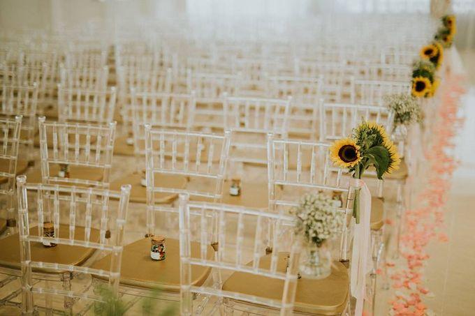 Wedding of Li Xing & Germaine Soo Yee - jukeboXSymphony by The Chapel @ Imaginarium - 009