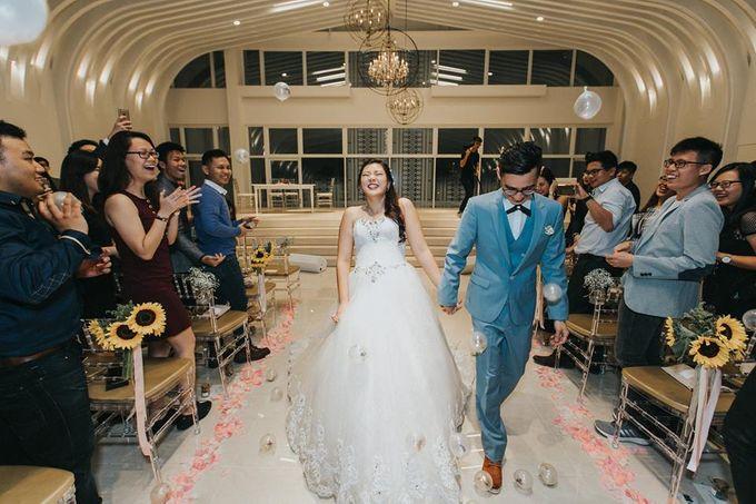 Wedding of Li Xing & Germaine Soo Yee - jukeboXSymphony by The Chapel @ Imaginarium - 002