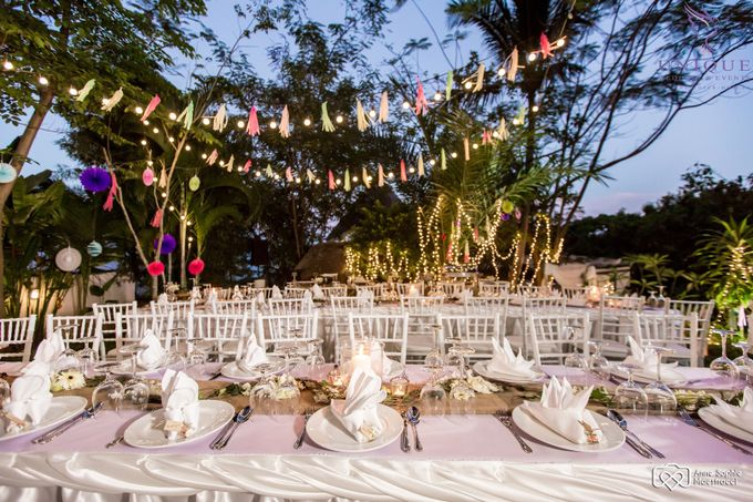 Destination Villa Wedding for Juliana and Don by Unique Wedding and Events - 027