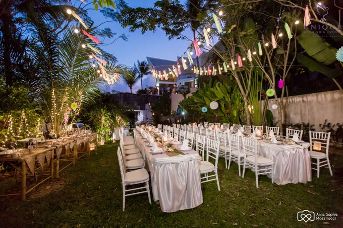 Destination Villa Wedding for Juliana and Don by Unique Wedding and Events - 028