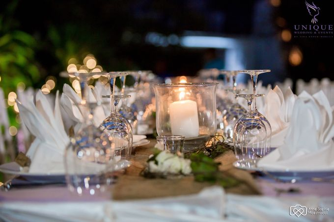 Destination Villa Wedding for Juliana and Don by Unique Wedding and Events - 029