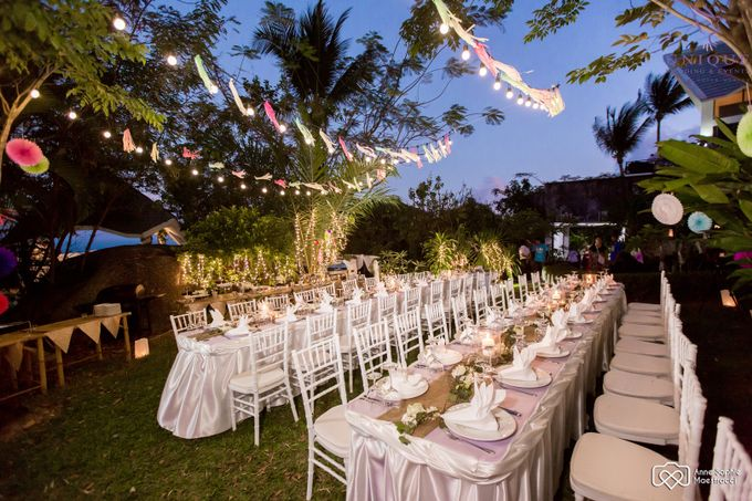 Destination Villa Wedding for Juliana and Don by Unique Wedding and Events - 031