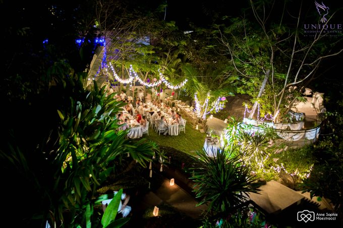 Destination Villa Wedding for Juliana and Don by Unique Wedding and Events - 037