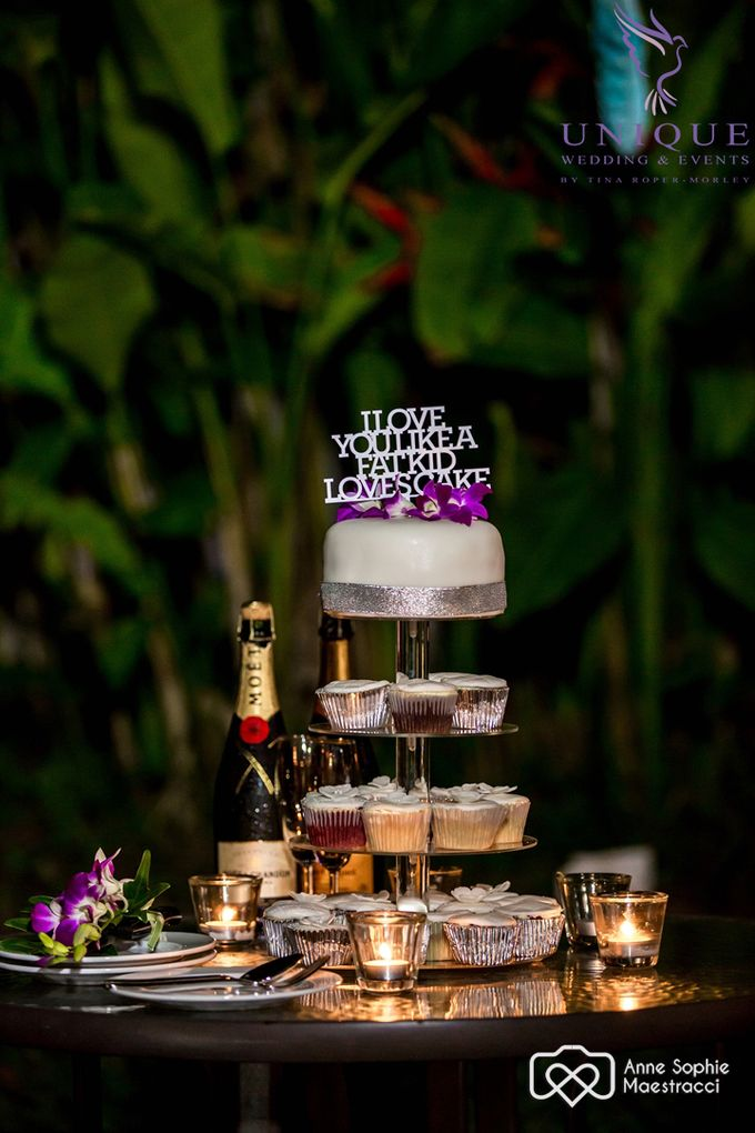 Destination Villa Wedding for Juliana and Don by Unique Wedding and Events - 038