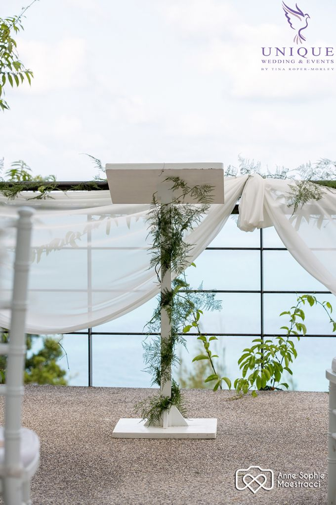 Destination Villa Wedding for Juliana and Don by Unique Wedding and Events - 014