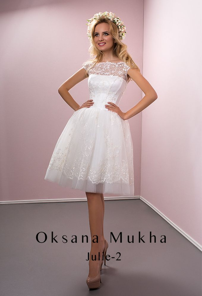 Preview Wedding Collection 2017 by OKSANA MUKHA - 020