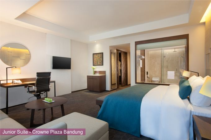 wedding package by Crowne Plaza Bandung - 008