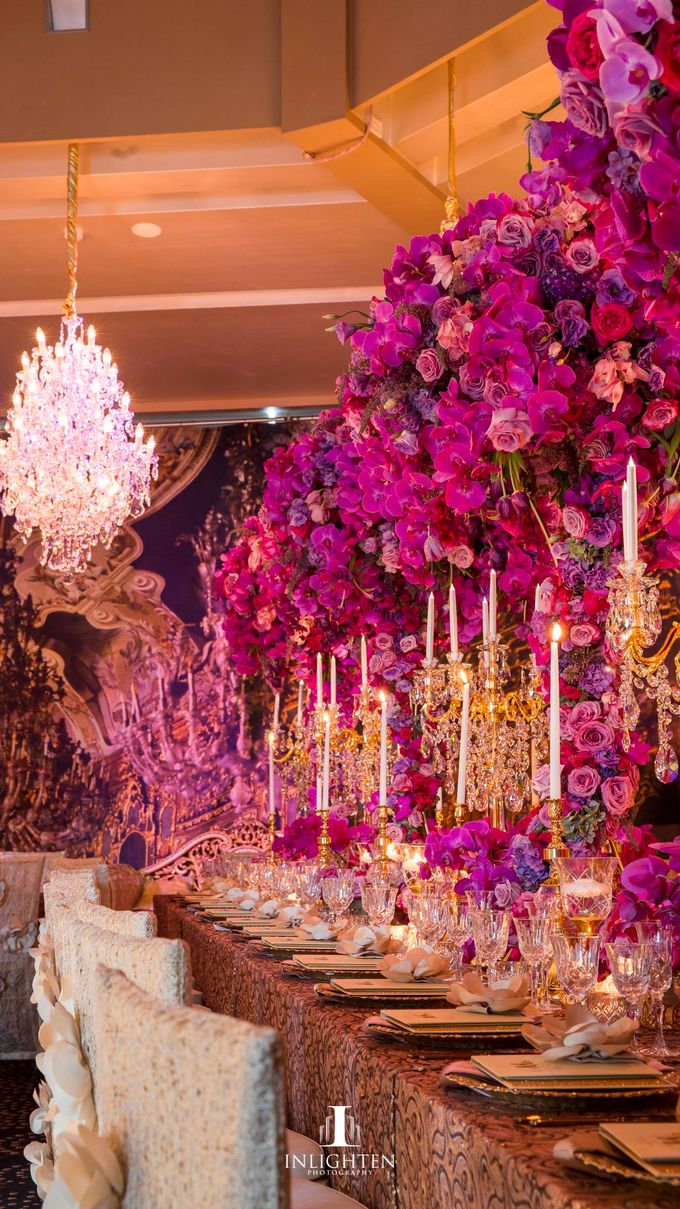 Karen Tran at LAqua Gold Room by Chandeliers To Die For - 005