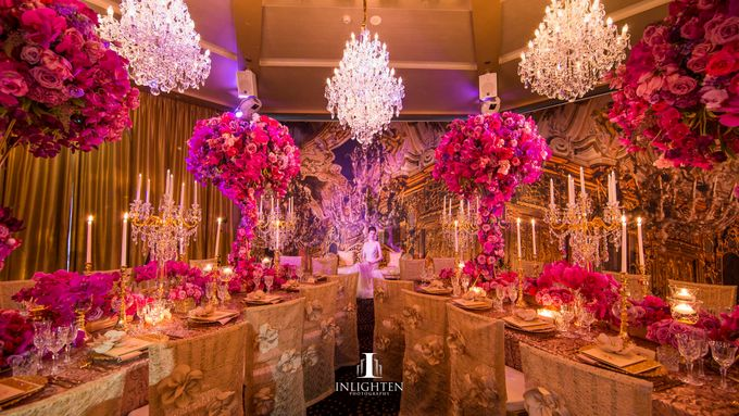 Karen Tran at LAqua Gold Room by Chandeliers To Die For - 004
