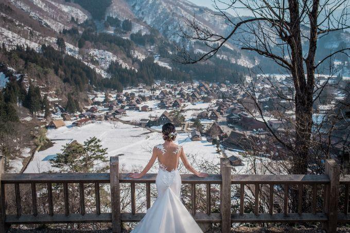 Bareback Mermaid wedding dress by Kelly's Bridals - 031