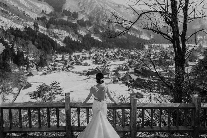 Bareback Mermaid wedding dress by Kelly's Bridals - 032