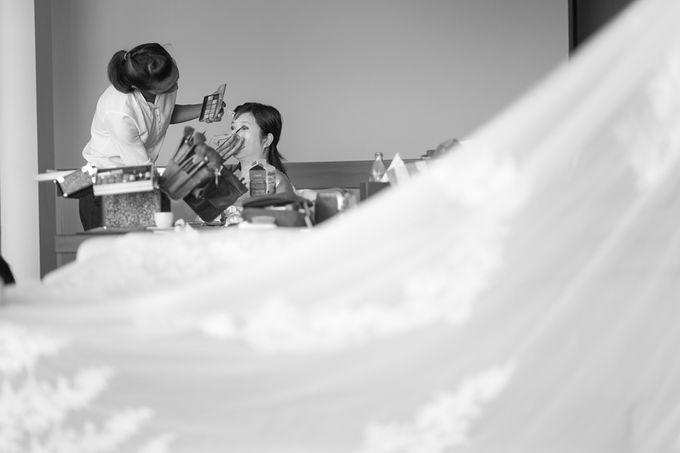Karen & Jake wedding at Conrad Koh Samui by Conrad Koh Samui - 001