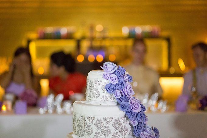 Karen & Jake wedding at Conrad Koh Samui by Conrad Koh Samui - 024