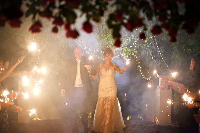 Lots of Sparks at Tamarind Hill by Chere Weddings & Parties - 026