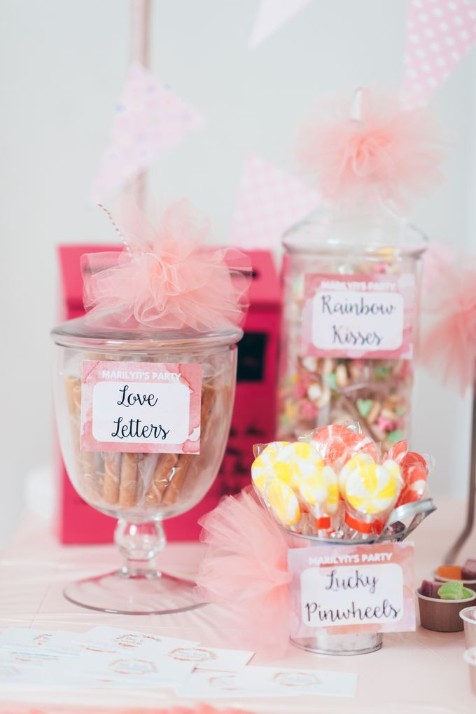 Marilyn's Birthday by The Lair Weddings Candy Bar - 003
