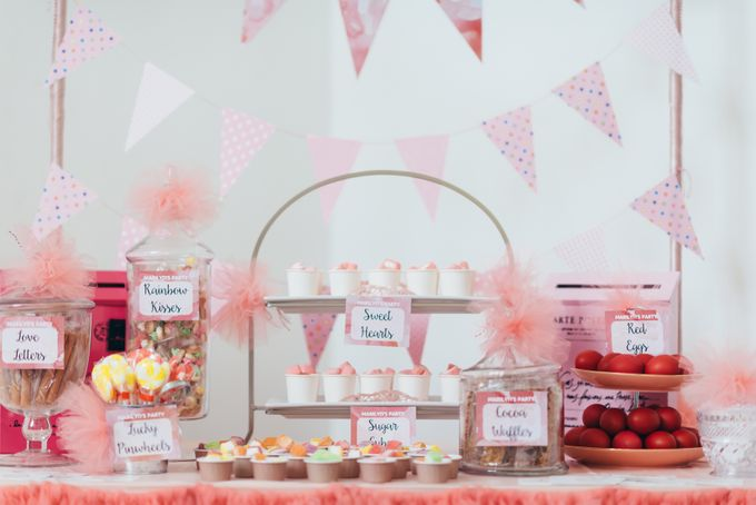 Marilyn's Birthday by The Lair Weddings Candy Bar - 005