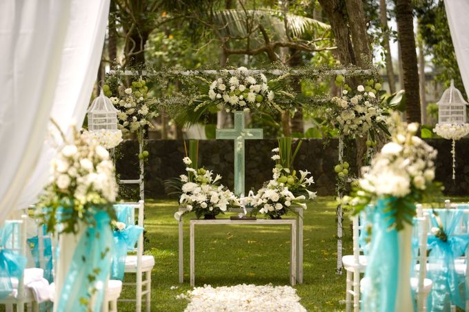 kayumanis jimbaran-wedding ceremony-garden by Kayumanis Private Villa and Spa - 020