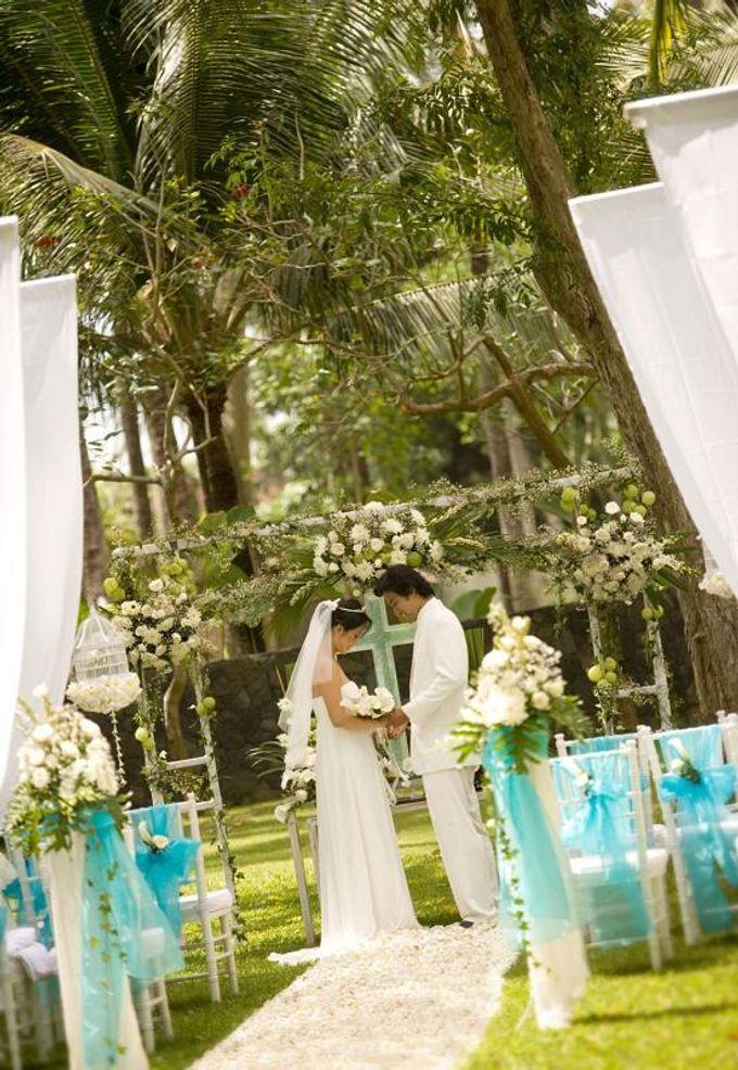 kayumanis jimbaran-wedding ceremony-garden by Kayumanis Private Villa and Spa - 017