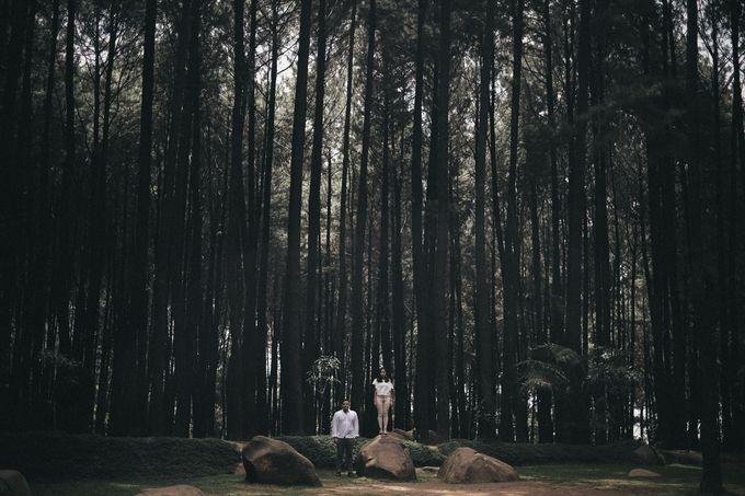 Selvy & Hanito Prewedding Shoot by Kenang Design - 001