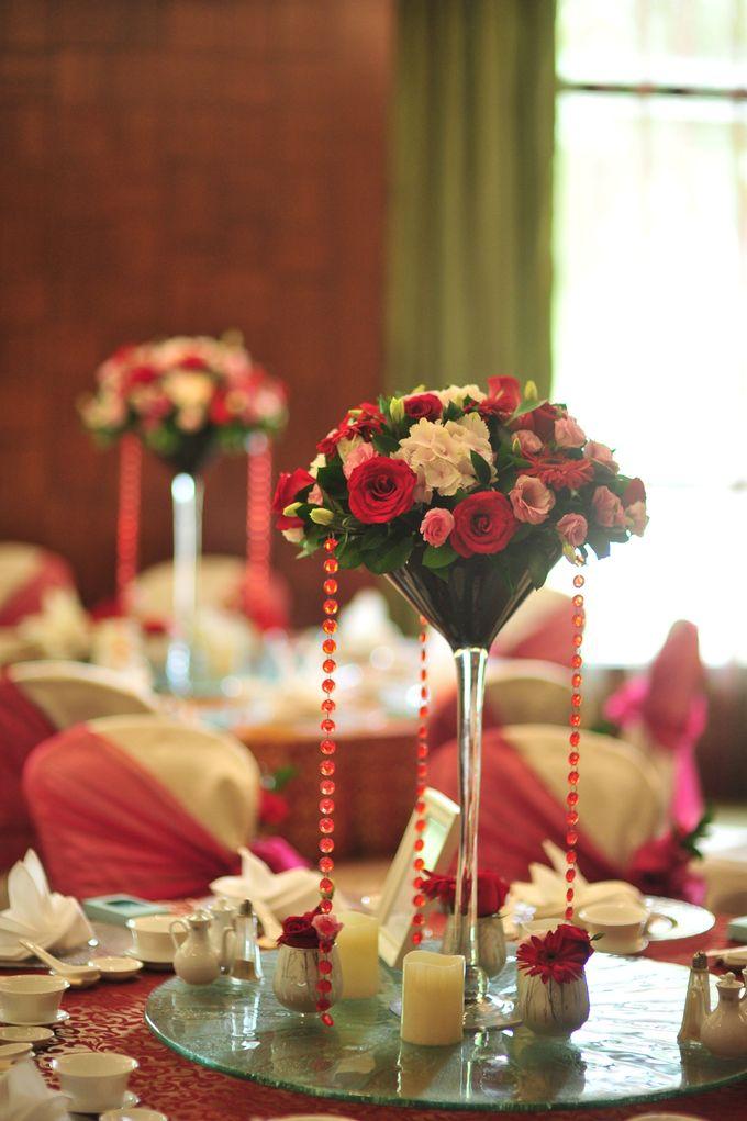 Wedding by Hotel Jen Tanglin, Singapore - 005