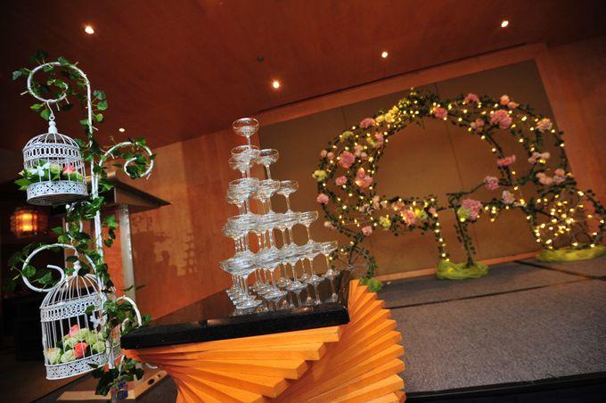 Wedding by Hotel Jen Tanglin, Singapore - 003