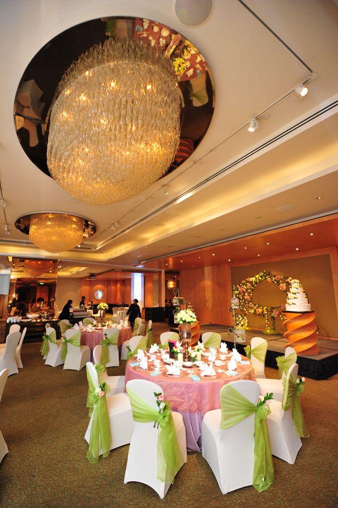 Wedding by Hotel Jen Tanglin, Singapore - 004
