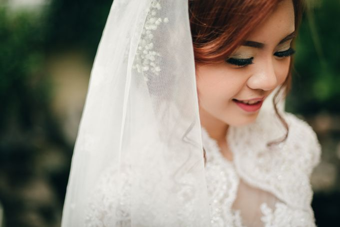 Maya & Yudi Wedding Day by Chroma Pictures - 018