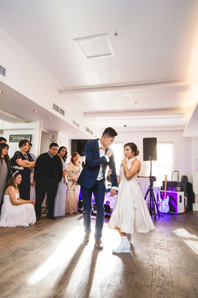 Khaye & Dominic's Wedding by Flinklupe Production - 031