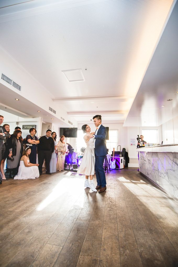 Khaye & Dominic's Wedding by Flinklupe Production - 030