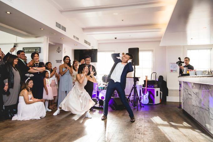 Khaye & Dominic's Wedding by Flinklupe Production - 034