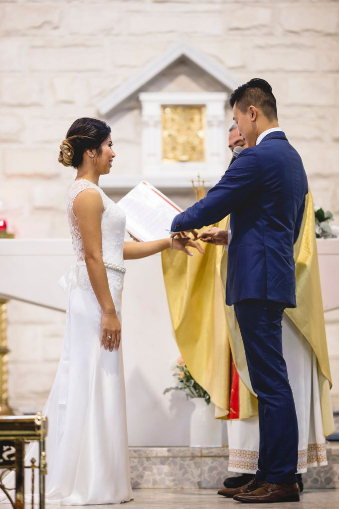 Khaye & Dominic's Wedding by Flinklupe Production - 015